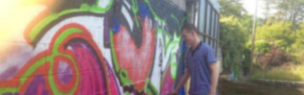 Southill Outreach Street Art